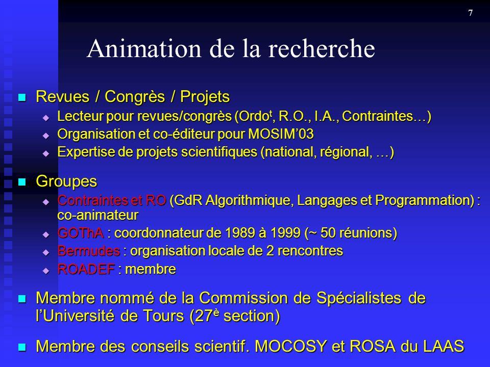 8 (co-)Encadrement de thèses 939495969798990102030400 M.-L.