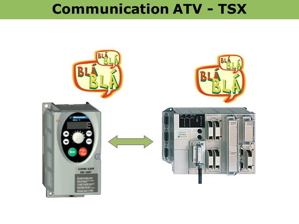 Câblage Raccorder la carte PCMCIA de lA.P.I au bornier du répartiteur (fil dénudé à lextrémité) Liaison RJ 45 entre le répartiteur et le variateur