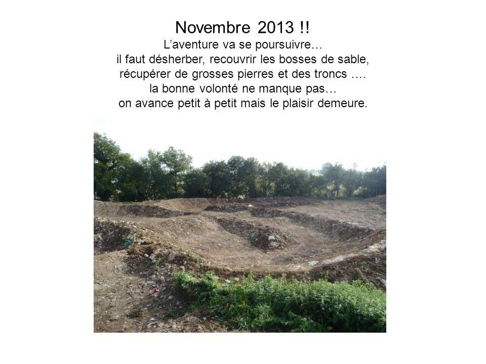Novembre 2013 !.