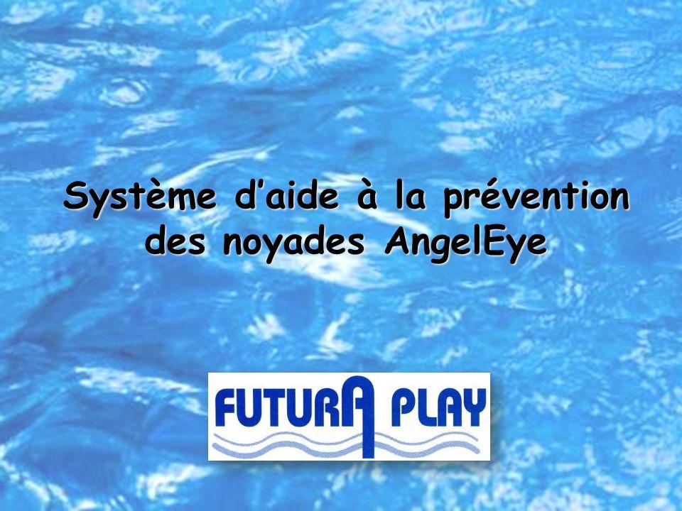 Système daide à la prévention des noyades AngelEye