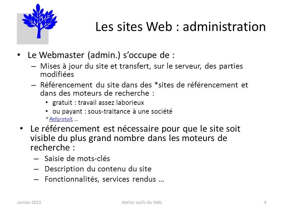 Les sites Web : à quoi ça sert .