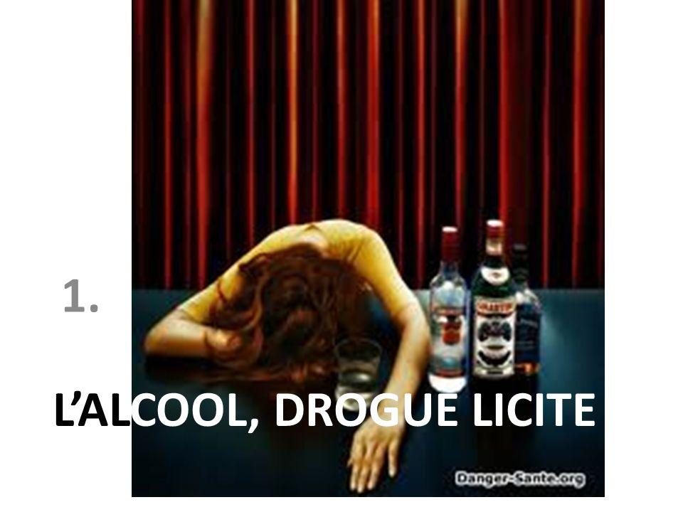 LALCOOL, DROGUE LICITE 1.