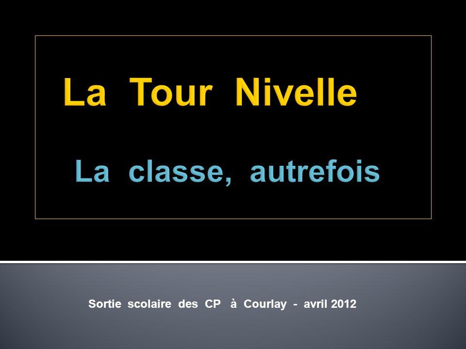 Sortie scolaire des CP à Courlay - avril 2012