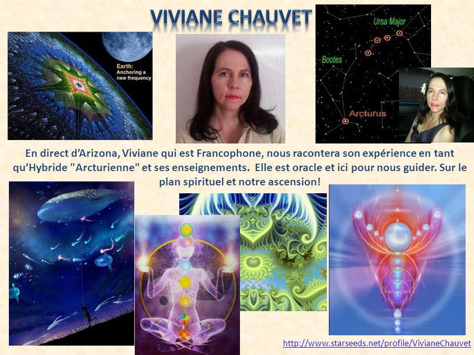 En direct dArizona, Viviane qui est Francophone, nous racontera son expérience en tant quHybride