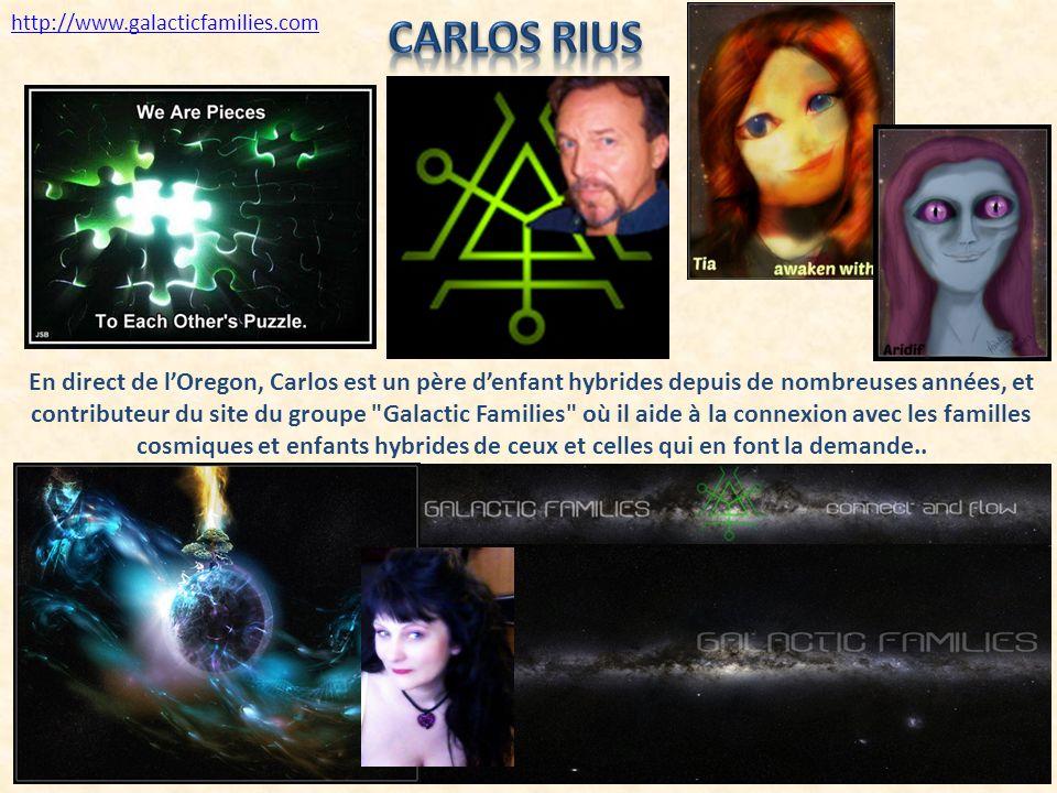 En direct de lOregon, Carlos est un père denfant hybrides depuis de nombreuses années, et contributeur du site du groupe