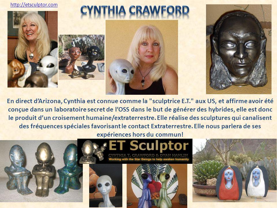 En direct dArizona, Cynthia est connue comme la