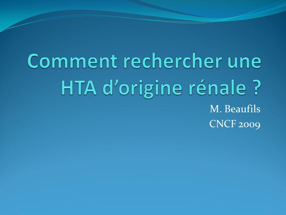 M. Beaufils CNCF 2009