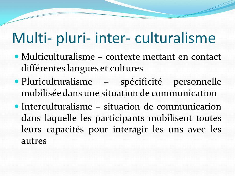 Attitudes à légard du multiculturalisme Le Forum des citoyens sur lavenir du Canada, mis sur pied en 1991, a aussi constaté un certain malaise dans lopinion au sujet de la politique de multiculturalisme.