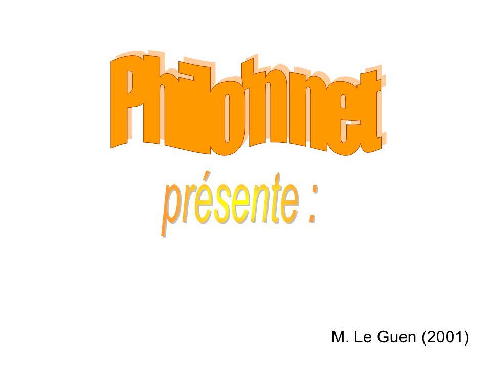 M. Le Guen (2001)