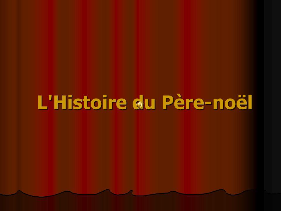 L Histoire du Père-noël