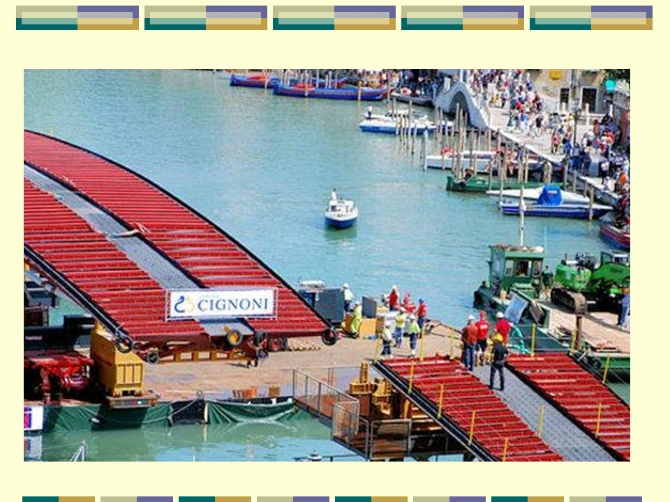 La facture est salée Lorsqu'il a été commandé, en 1999, le pont devait coûter 4,07 millions d'euros. En 2008, la ville de Venise estime la facture fin