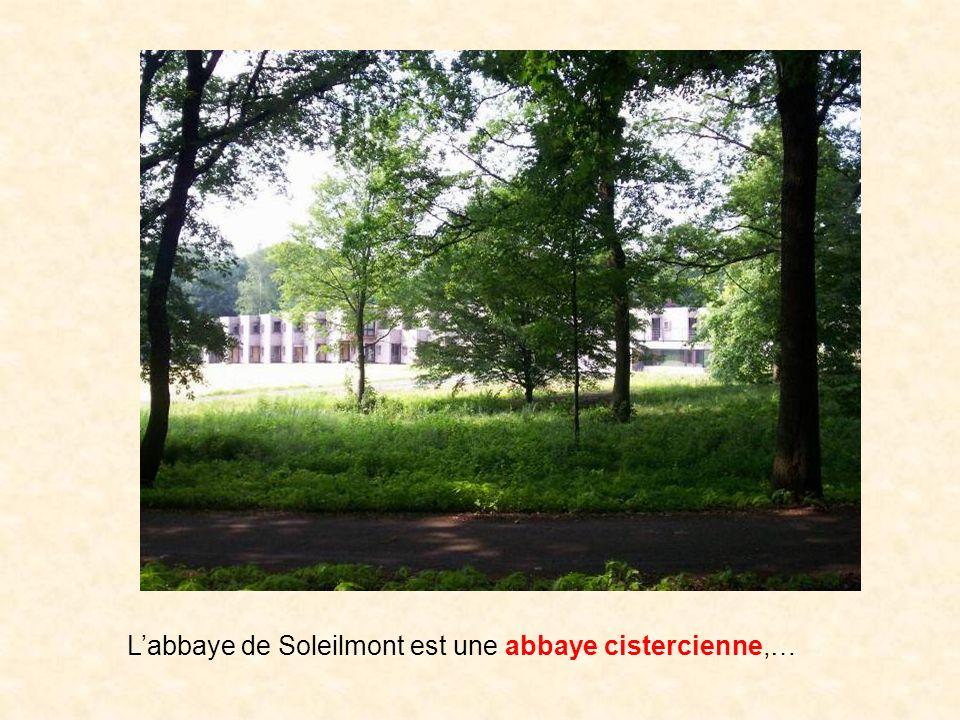 Labbaye de Soleilmont est une abbaye cistercienne,…