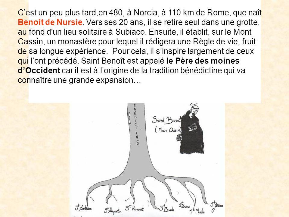 - LOrdre cistercien Trappiste sétend en Afrique, Amérique Latine, Asie, ce qui lui donne un nouveau visage.