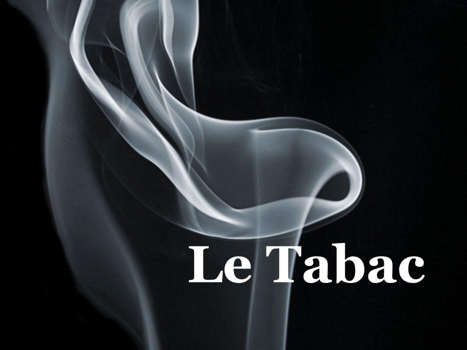 Page 2 Plante originaire d Amérique, à présent cultivée dans le monde entier, le tabac appartient à la famille des Solanacées.