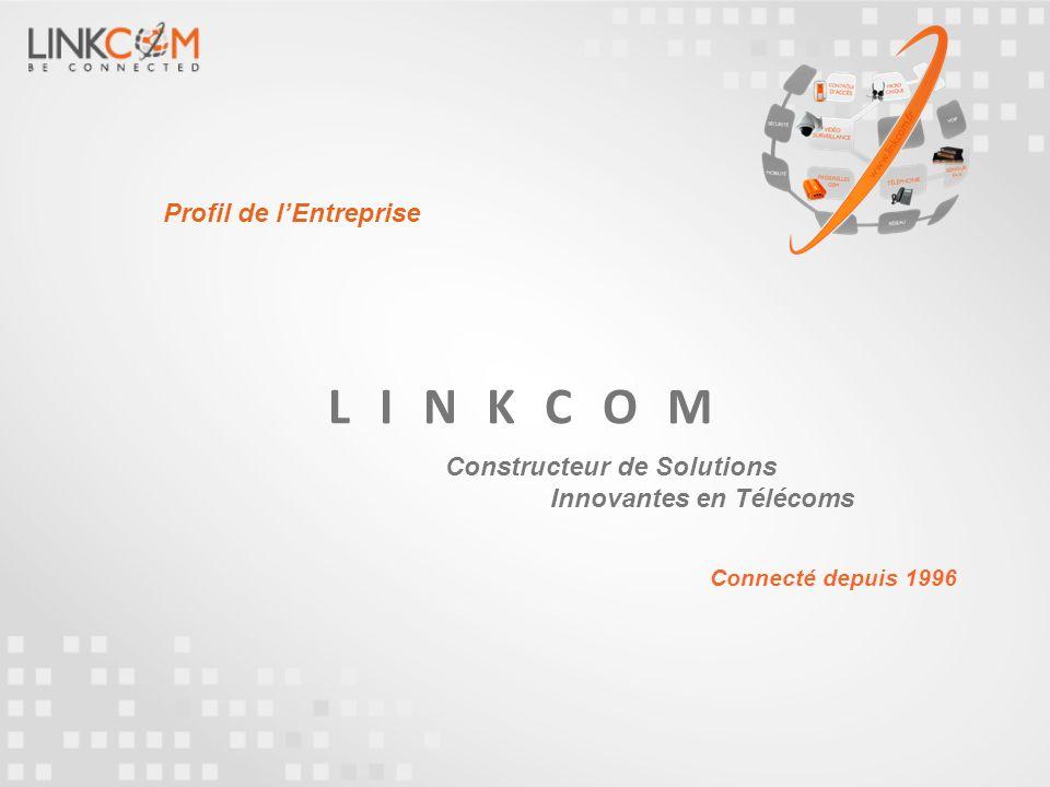 Deux générations de spécialistes en téléphonie et plus particulièrement en PABX ont propulsé en 1996 lidée de création de la société LINKCOM.