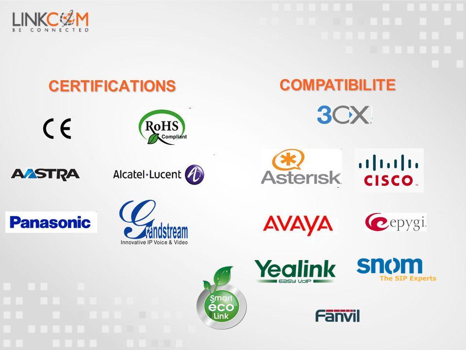 ENGAGEMENT ENVIRONNEMENTAL Avec les innovations technologiques dans le secteur des télécommunications, Linkcom sest sensibilisée à la protection de lEnvironnement.