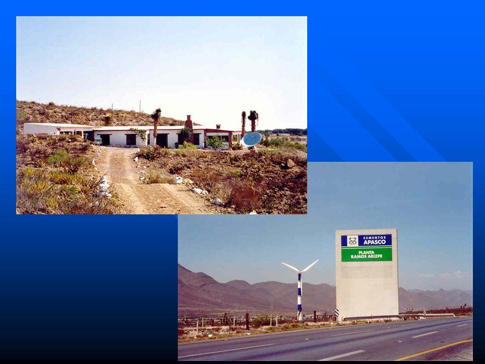 La région Sud de Coahuila Avec cinq municipalités dont la Ville de Saltillo, capitale de létat de Coahuila.
