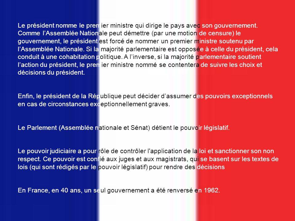 II.Comment sont élus les différents représentants et comment sorganisent les différents pouvoirs.