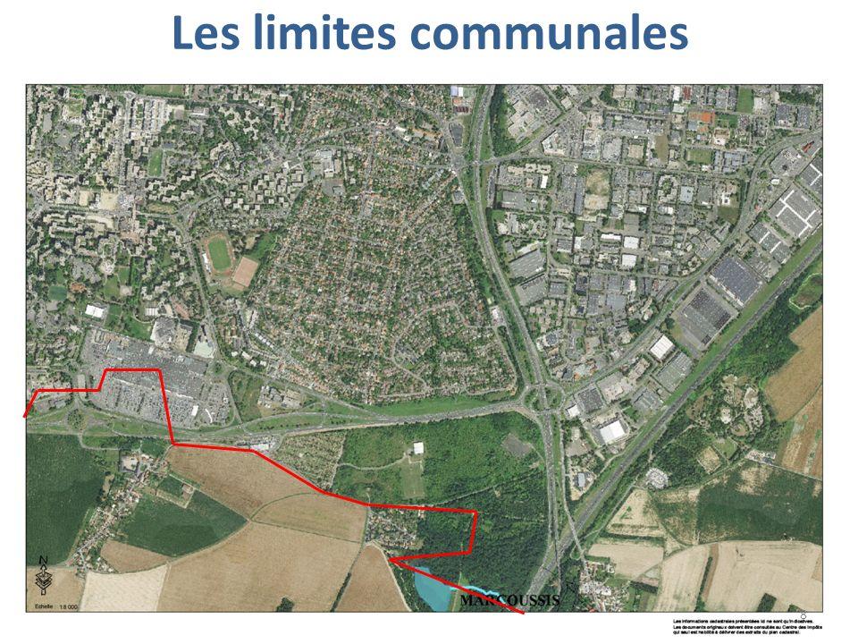 Les limites communales 8