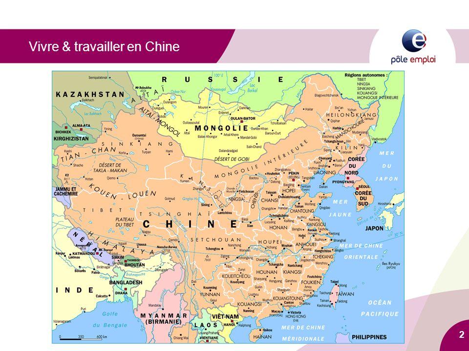 2 Vivre & travailler en Chine