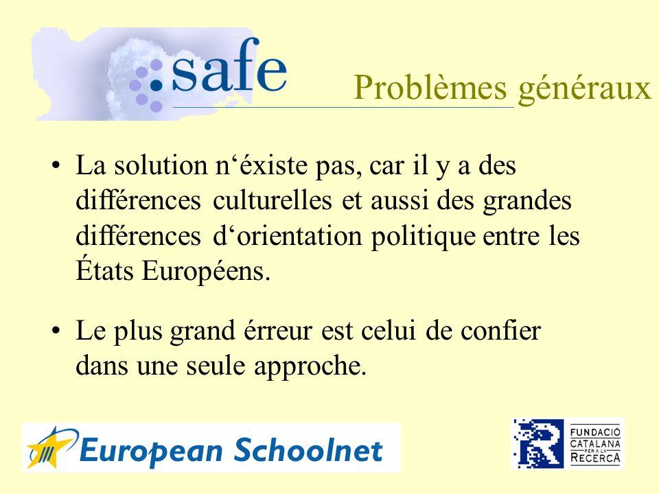 La solution néxiste pas, car il y a des différences culturelles et aussi des grandes différences dorientation politique entre les États Européens.