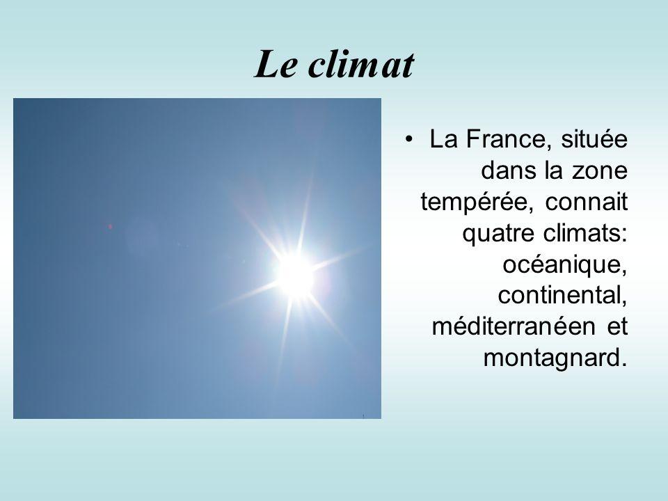 La population La population de la France métropolitaine sélève à 60,7 millions dhabitants au 1er janvier 2002, ce qui la place au vingt-et- unième rang mondial et au troisième rang de lUnion européene.