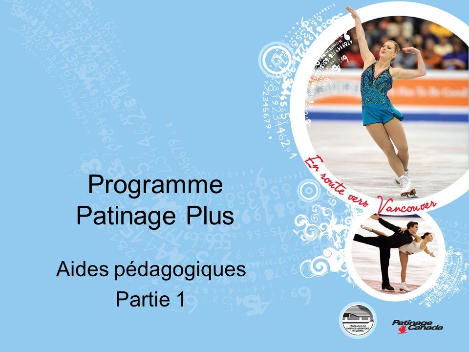 Programme Patinage Plus Aides pédagogiques Partie 1