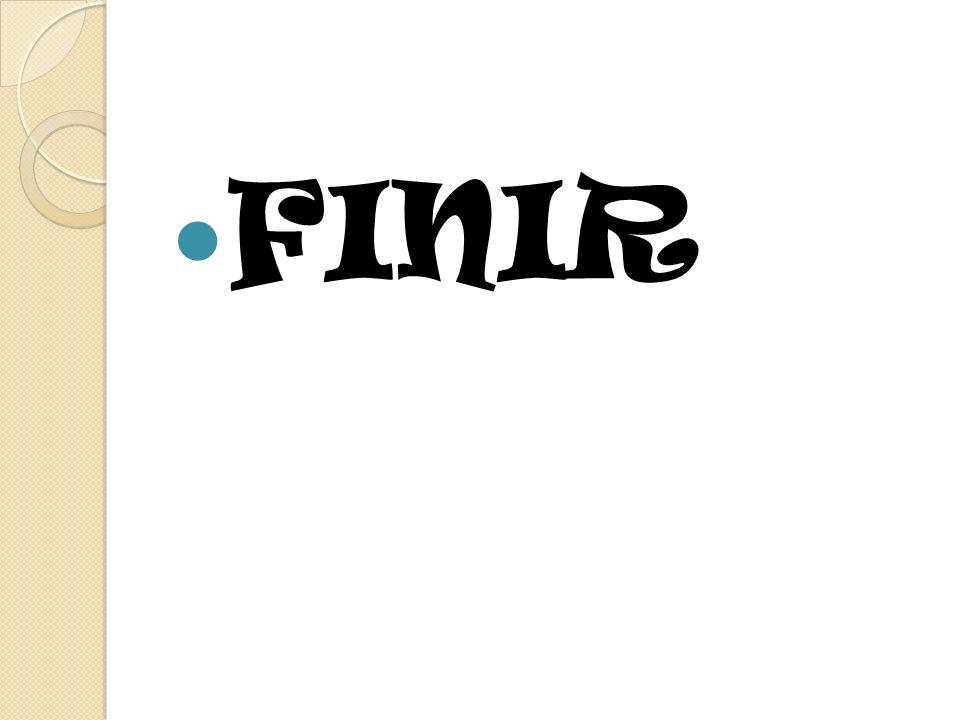 FINIR