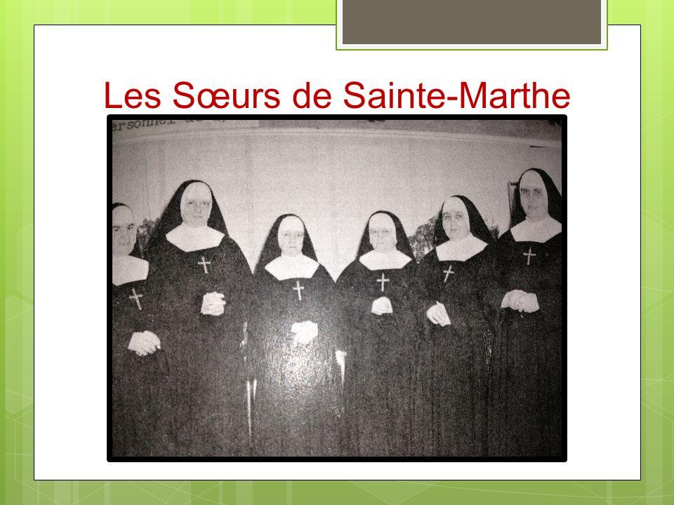 Les Sœurs de Sainte-Marthe