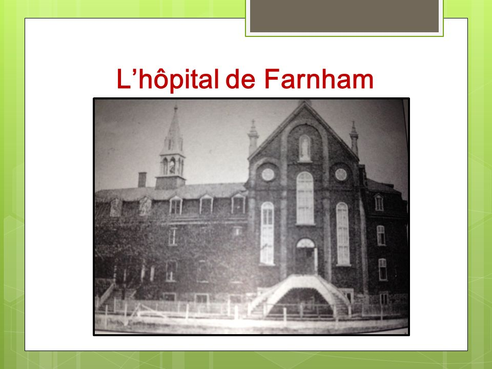 Lhôpital de Farnham