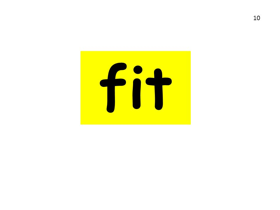 fit 10