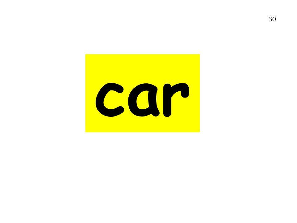 car 30