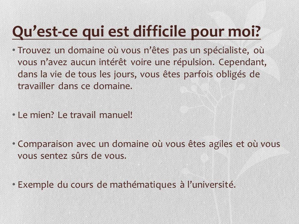 Exemple en français Voici un extrait du module 2101, lActuel, p.