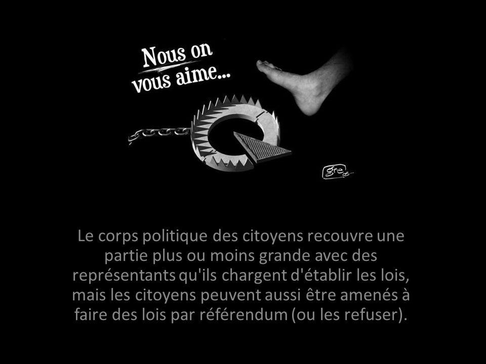 Une démocratie libérale est une démocratie représentative dans laquelle la capacité des élus à exercer un pouvoir de décision est soumise à la règle d