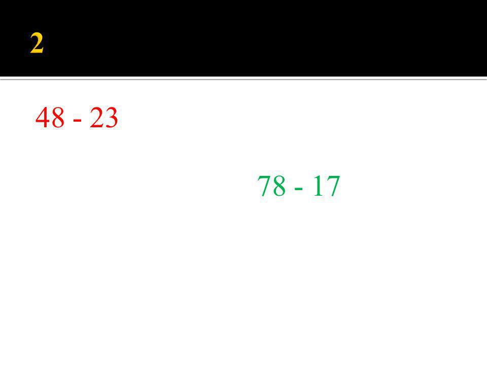 78 - 17 48 - 23