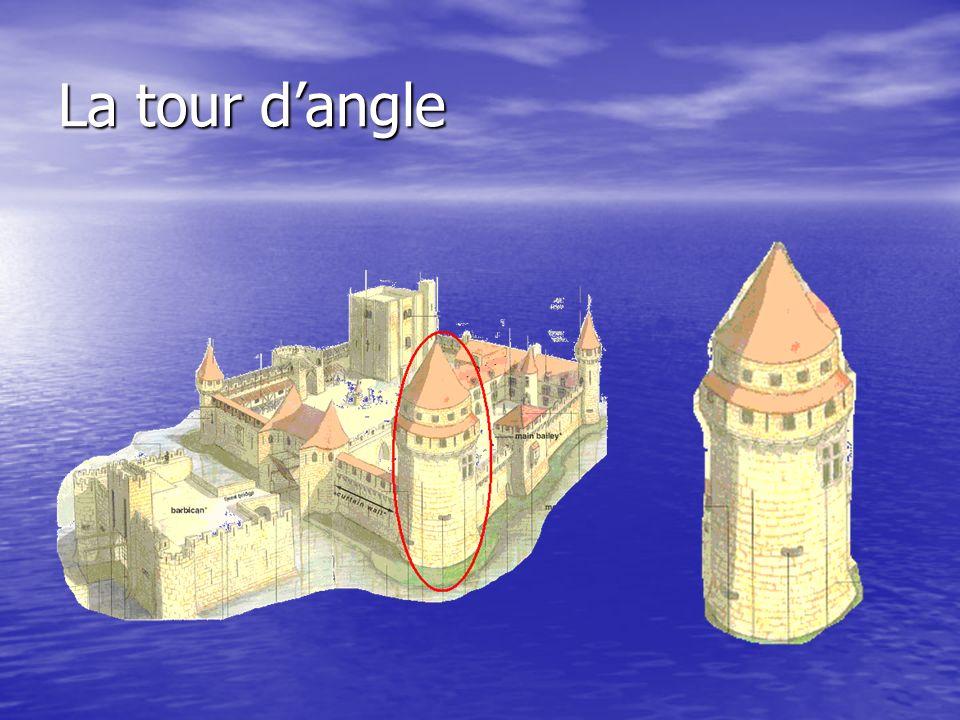 La tour dangle