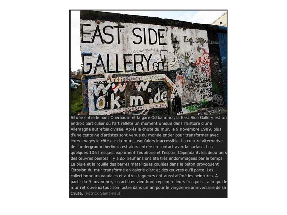 Berlin au temps du mur