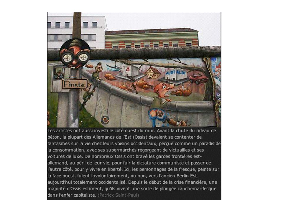 Il existe de nombreux lieux commémoratifs à Berlin et dans ses alentours, dont chacun a ses priorités propres.