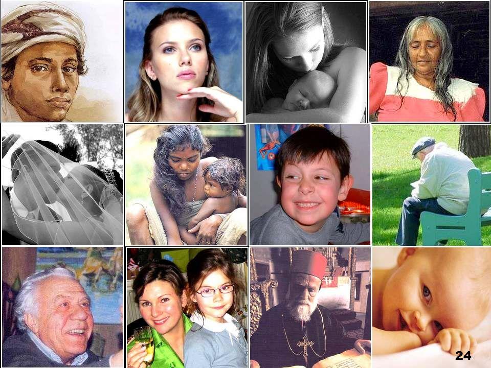 Tous ces visages Comme un tissage, Beauté du monde à tous les âges, Faut tant de vie Pour faire le monde !
