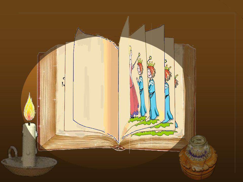 Clique pour tourner la page La fée reprit alors sa véritable apparence et consola la princesse. Elle lui expliqua que si tous les gens qui lentouraien