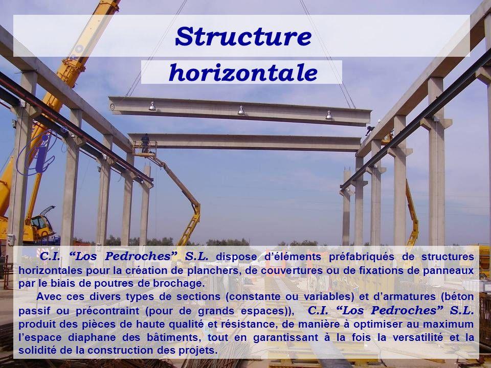 Structure C.I.Los Pedroches S.L.