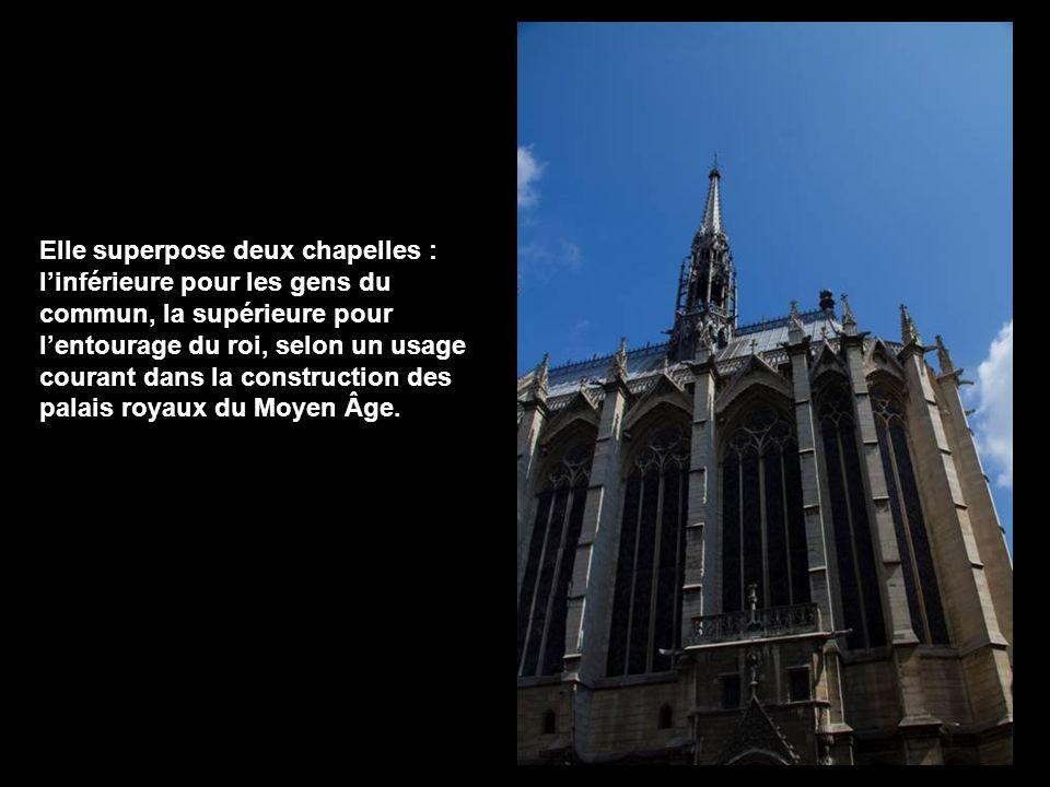 Ce bâtiment est considéré comme un chef-dœuvre de lart gothique, certains auteurs estimant même quil marque lapogée de cet art.