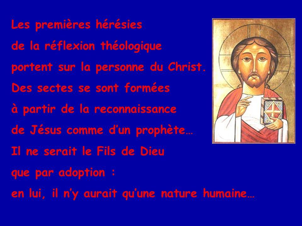 La gnose va être la première menace intérieure sérieuse pour le christianisme du deuxième siècle.