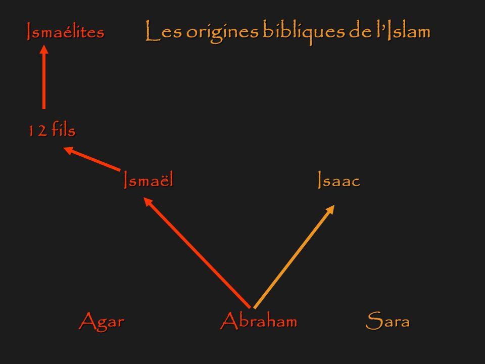 Ismaël Pour marquer lalliance qui lunissait à Dieu, Abraham se soumit à la circoncision, ainsi que ses descendants… Abraham prit Ismaël, son fils, tous ceux qui étaient nés dans sa maison et tous ceux qu il avait acquis à prix d argent, tous les mâles parmi les gens de la maison d Abraham ; et il les circoncit ce même jour, selon l ordre que Dieu lui avait donné.