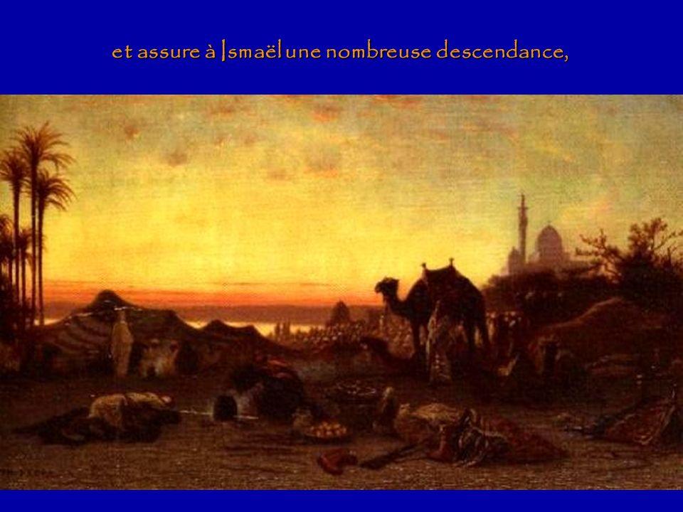 les tribus nomades dArabie : elles sont à lorigine des Ismaélites