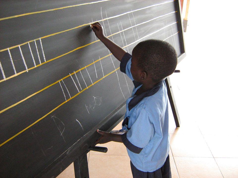 Lécole accueille actuellement 200 enfants de 3 à 8 ans.
