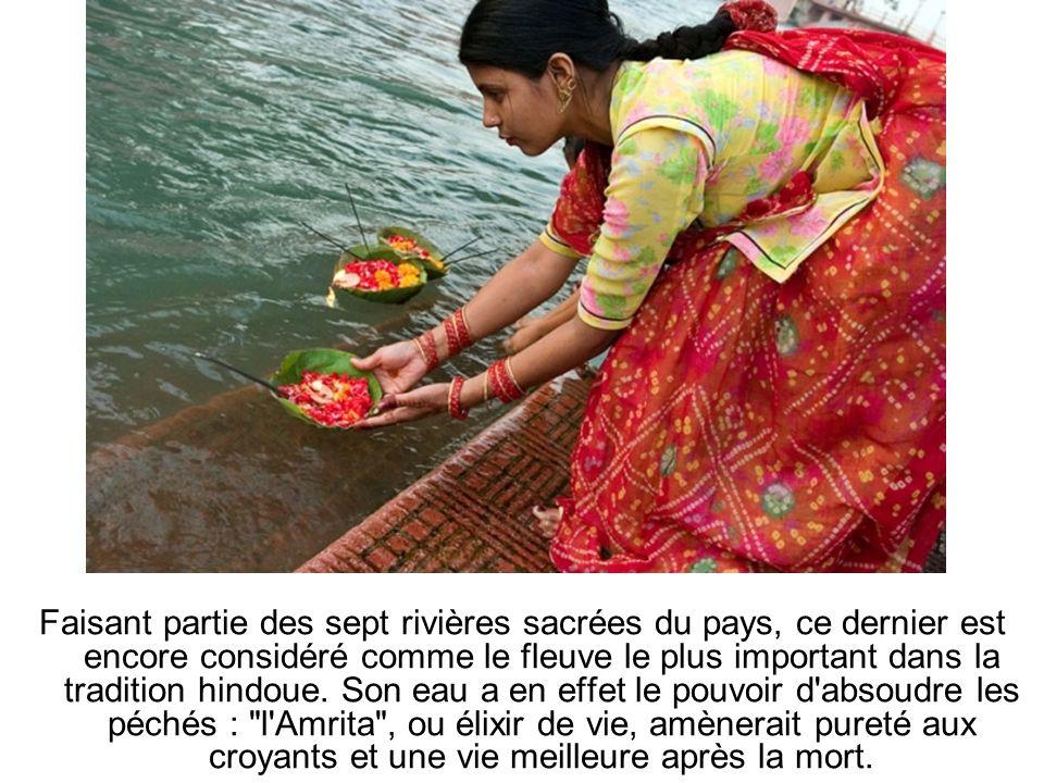 Le Gange,