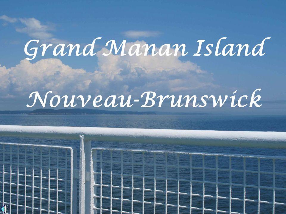 Grand Manan Island Nouveau-Brunswick