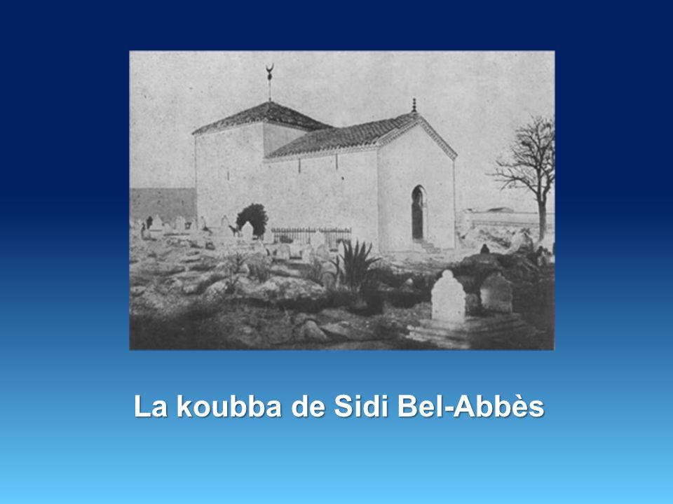 À la création du centre de colonisation, qui deviendra la cité, il sera baptisé Sidi-Bel-Abbès.