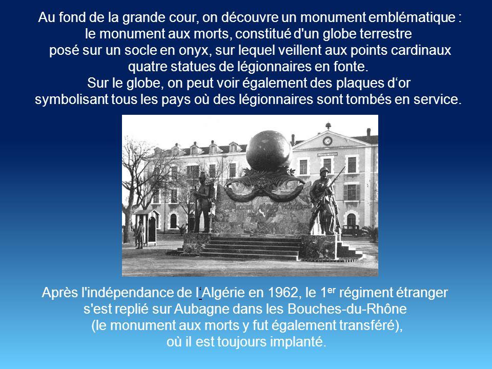 Le quartier Viénot (Raphaël Viénot) est incontestablement le lieu où séjournaient les légionnaires transitaires ou en cours d incorporation.